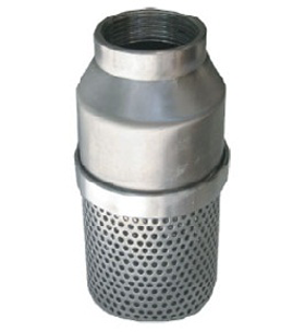 FOOT VALVE (STAINLESS STEEL 304)
