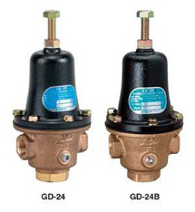 PRESSURE REDUCING VALVE FOR WATER ( GD-24 )