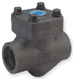 FORGED STEEL PISTON CHECK VALVE