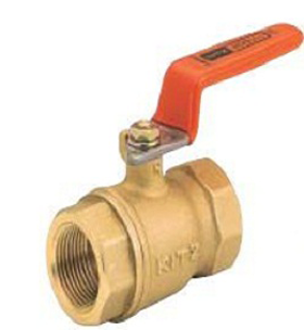 BRASS BALL VALVE T400